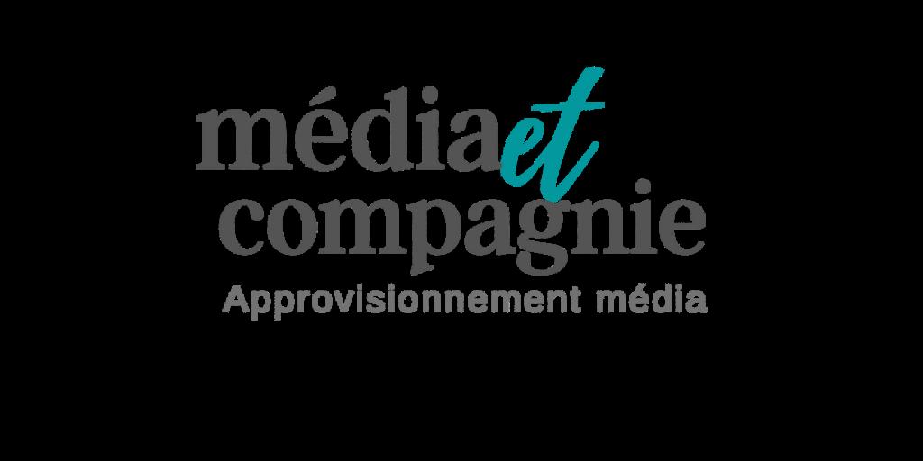 Logo média et compagnie